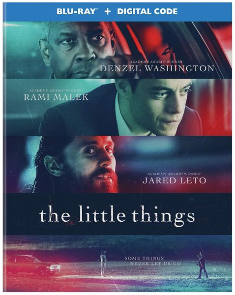 The Little Things Digital HD Code (Movies Anywhere), code will be sent out on 5/6