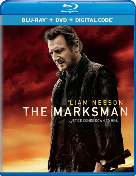 The Marksman Digital HD Code (Movies Anywhere)
