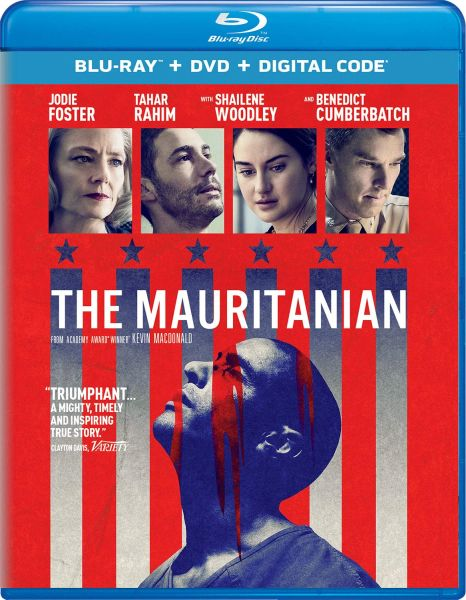 The Mauritanian Digital HD Code (iTunes only, NO UV)