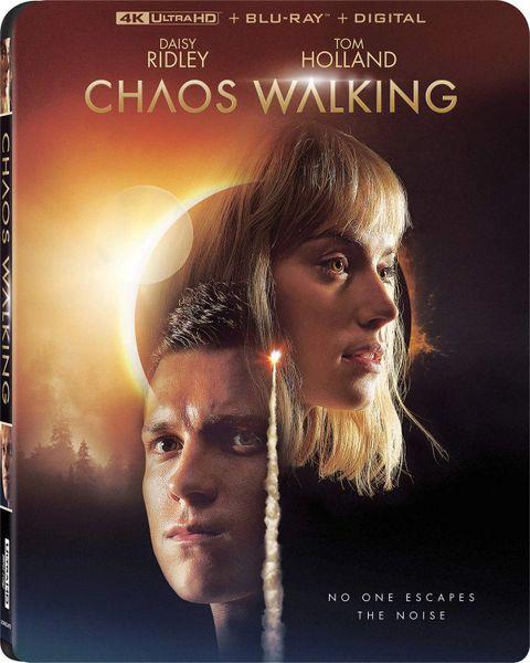 Chaos Walking 4K UHD Digital Code