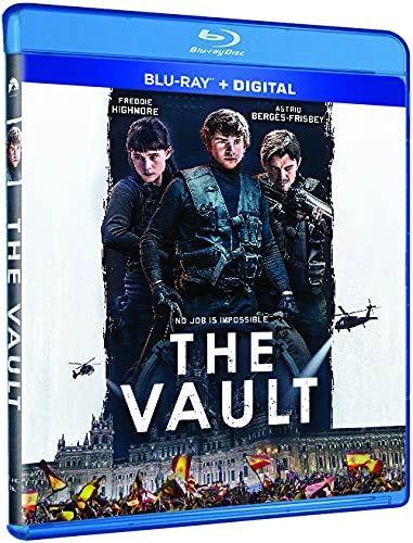 The Vault Digital HD Code