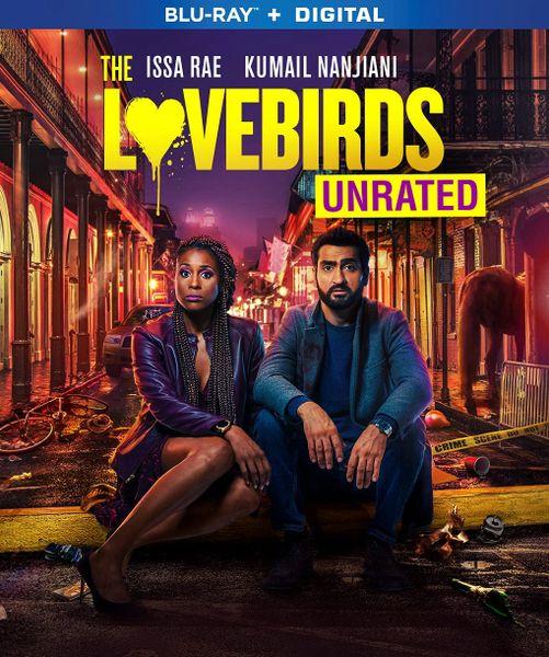 The Lovebirds Digital HD Code