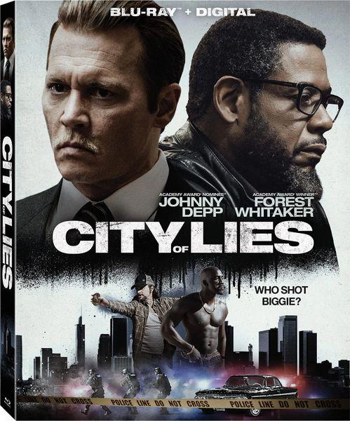 City of Lies Digital HD Code