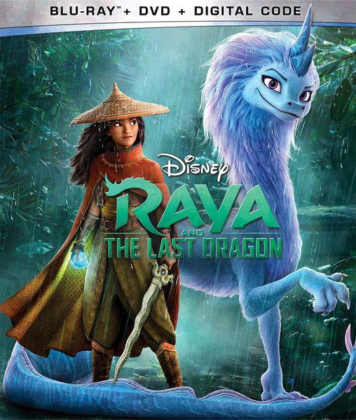 Raya and The Last Dragon HD Digital Code (Movies Anywhere)