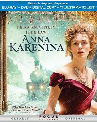 Anna Karenina HD Digital Code (Movies Anywhere)