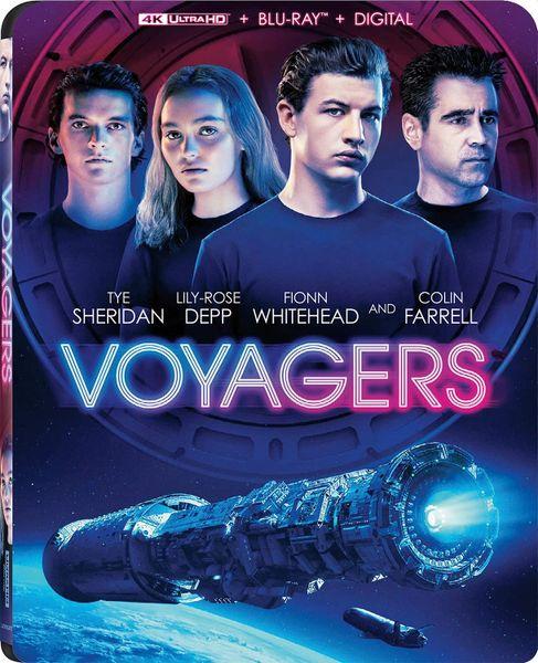 Voyagers Digital 4K UHD Code