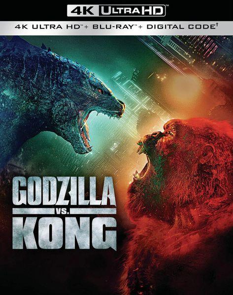 Godzilla vs. Kong Digital 4K UHD Code