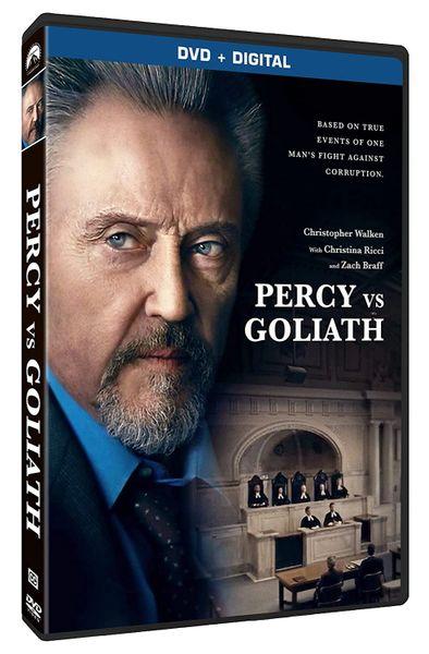 Percy vs Goliath Digital HD Code
