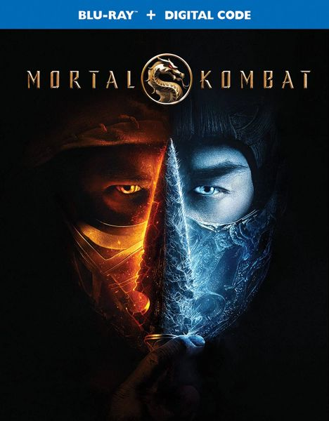 Mortal Kombat Digital HD Code (Movies Anywhere)