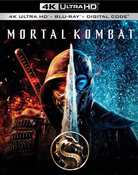 Mortal Kombat 4K UHD Code (Movies Anywhere)
