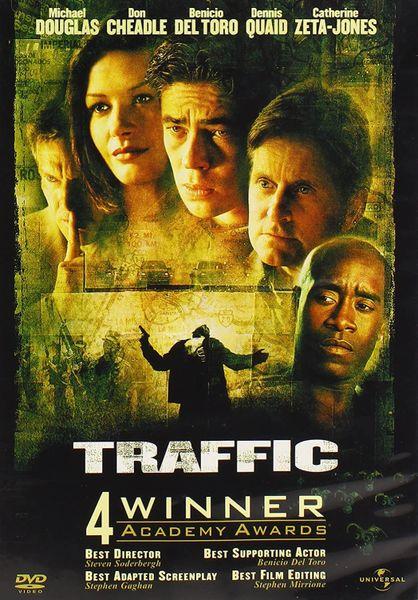 Traffic HD Digital Code (Movies Anywhere)