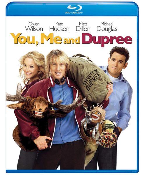 You, Me and Dupree HD Digital Code (Movies Anywhere)