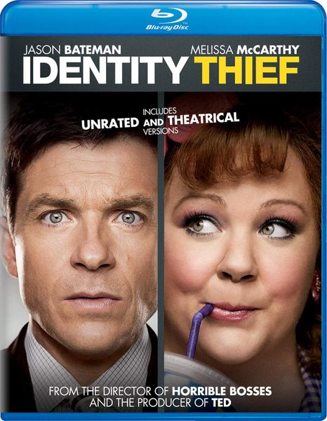 Identity Thief (Unrated) HD Digital Code (Movies Anywhere)