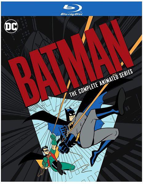 Batman: The Complete Animated Series Digital HD Code