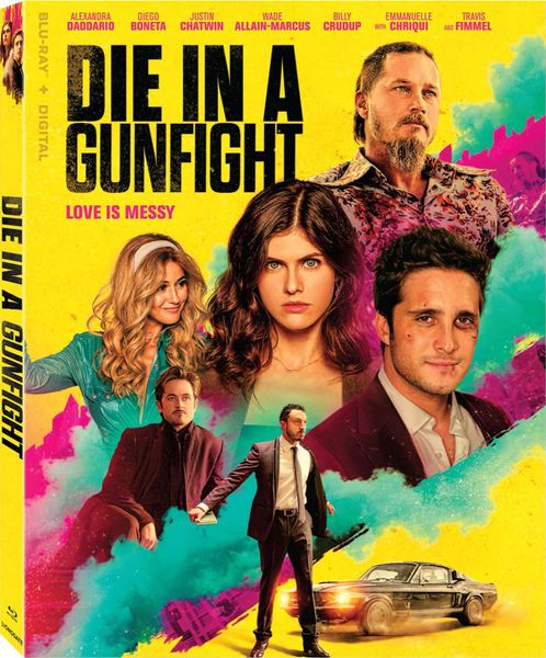 Die In A Gunfight Digital HD