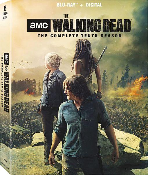 The Walking Dead Season 10 Digital HD Code