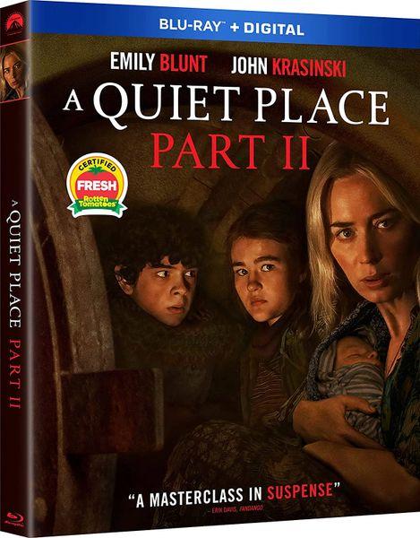 A Quiet Place Part II Digital HD Code
