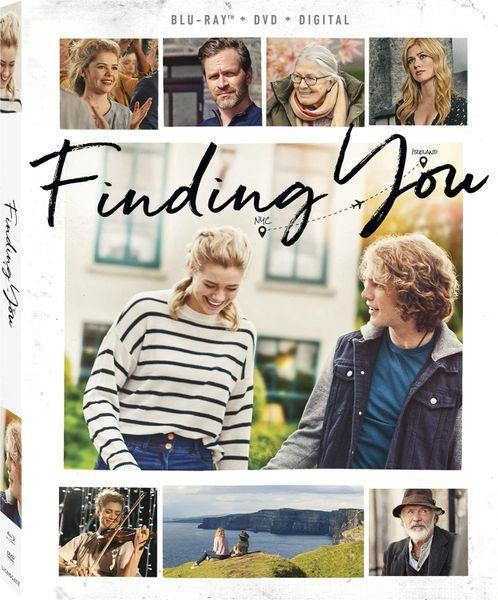 Finding You Digital HD Code