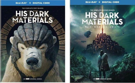 His Dark Materials: Season 1 & 2 (2 codes) Digital HD Code