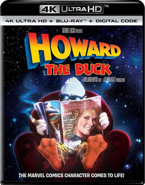 Howard the Duck 4K UHD Code