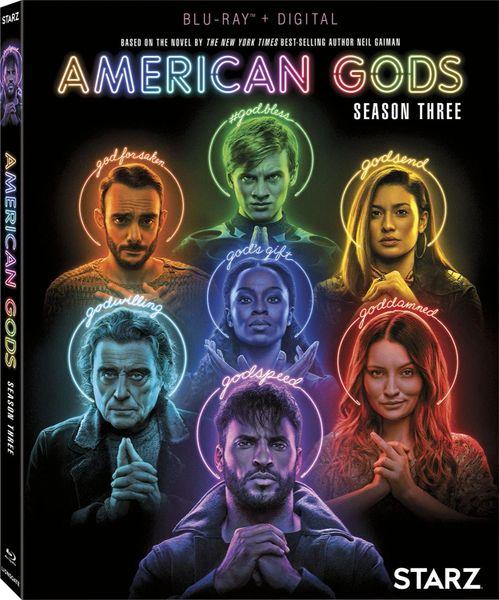 American Gods Season 3 Digital HD Code (no iTunes)