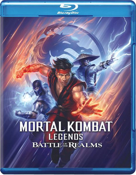 Mortal Kombat Legends: Battle of the Realms Digital HD Code
