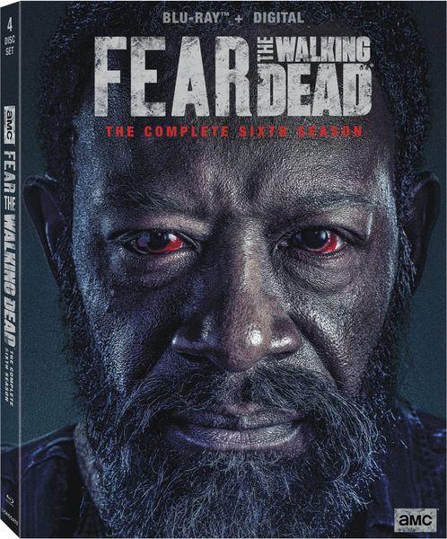 Fear the Walking Dead: Season 6 Digital HD Code