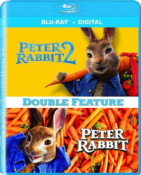 Peter Rabbit / Peter Rabbit 2: The Runaway Digital HD Code (Movies Anywhere)