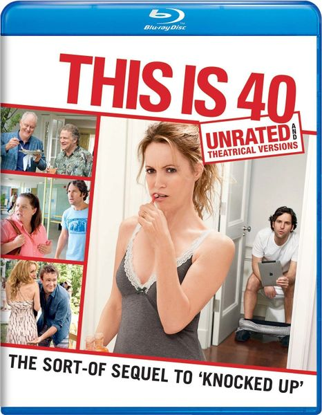 This is 40 (Unrated) Digital HD Code (Movies Anywhere)
