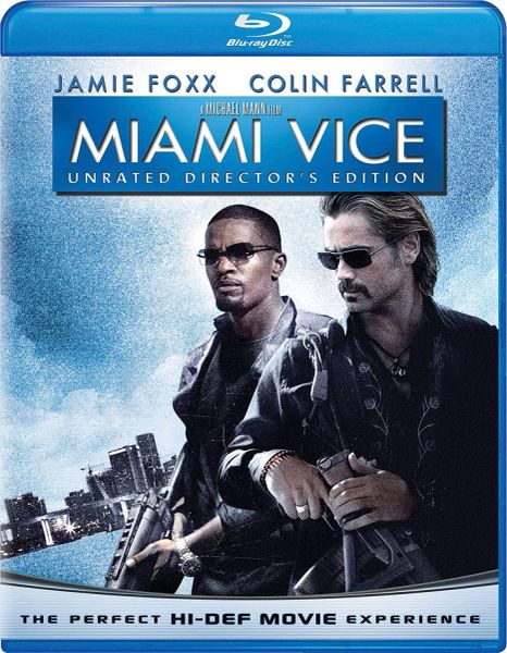 Miami Vice (Unrated) Digital HD Code (Movies Anywhere)
