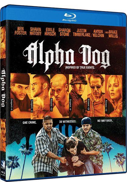 Alpha Dog Digital HD Code (Movies Anywhere)
