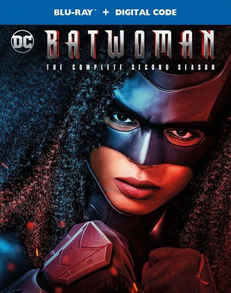 Batwoman: Season Two Digital HD Code