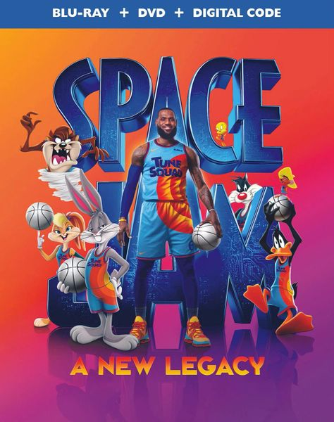 Space Jam: A New Legacy Digital HD Code (Movies Anywhere)