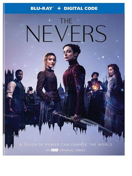 The Nevers Season 1 Digital HD Code