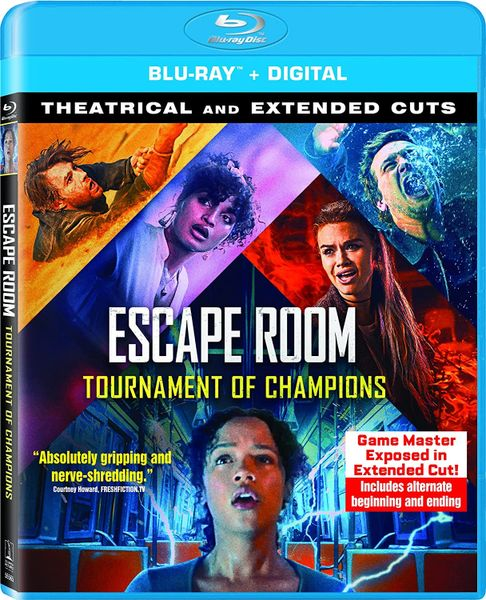 Escape Room: Tournament of Champions Digital HD Code (Movies Anywhere)