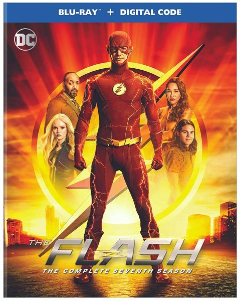 The Flash: The Complete Seventh Season Digital HD Code