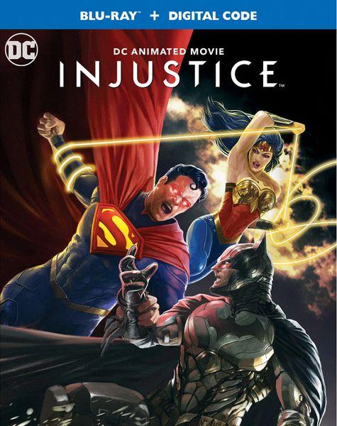 Injustice Digital HD Code