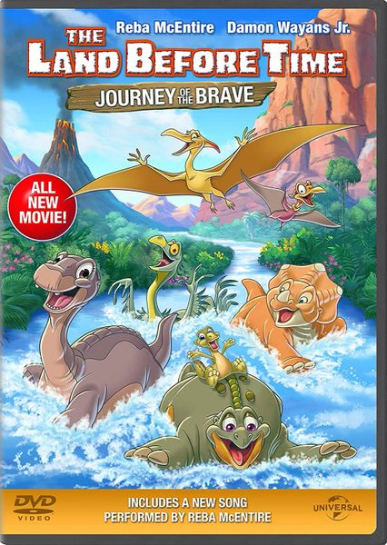 The Land Before Time: Journey of the Brave Digital HD Code (Movies Anywhere)