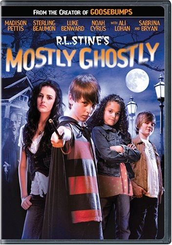R.L. Stine's Mostly Ghostly Digital HD Code (Movies Anywhere)