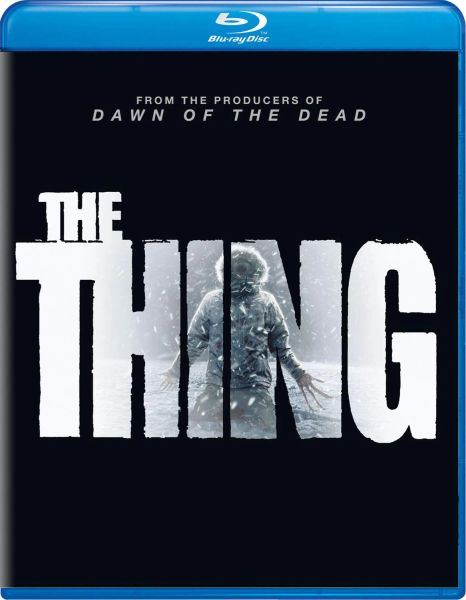 The Thing (2011) Digital HD Code (Movies Anywhere)