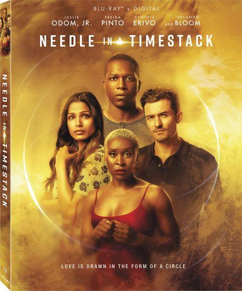 Needle in a TimeStack Digital HD Code