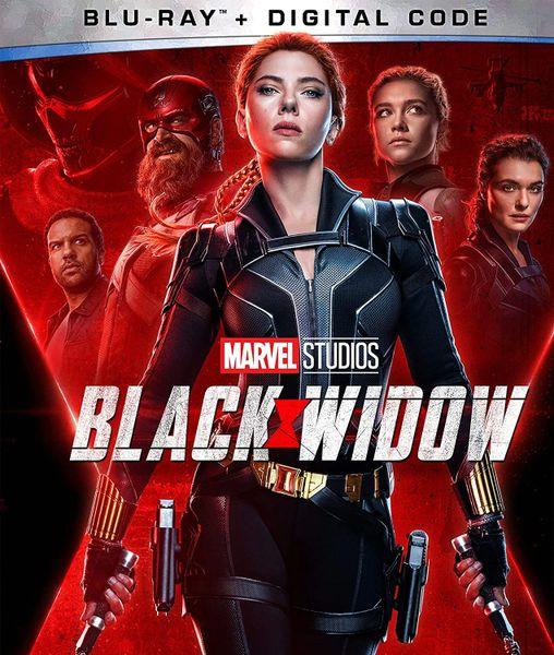 Black Widow Digital HD Code (Movies Anywhere)