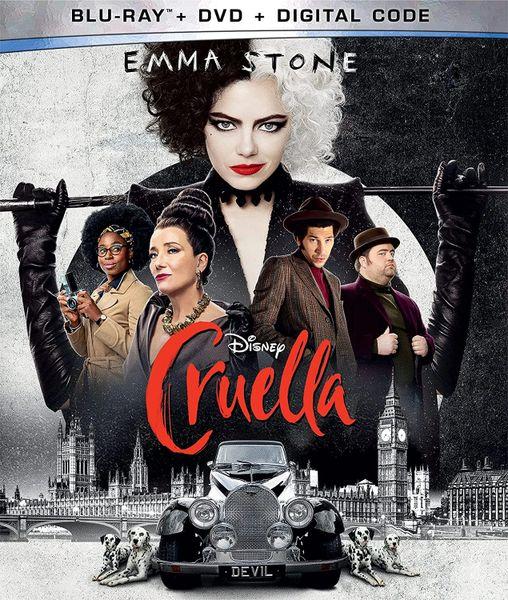 Cruella Digital HD Code (Movies Anywhere)