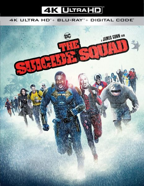 Suicide Squad 4K UHD Code (Movies Anywhere), code will be sent out on 10/28