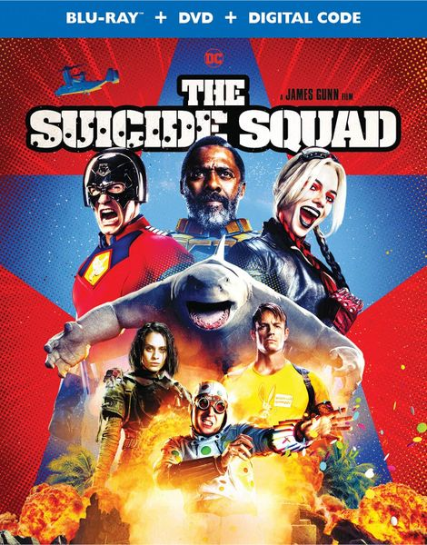 Suicide Squad Digital HD Code (Movies Anywhere), code will be sent out on 10/28