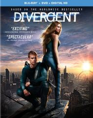 Divergent Digital HD Code only, NO DISC