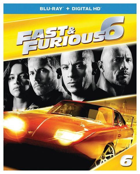 Fast & Furious 6 Digital HD Code (Movies Anywhere)