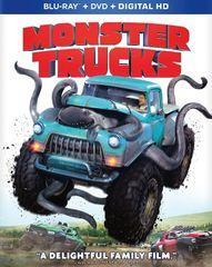 Monster Trucks Digital HD Code only, NO DISC