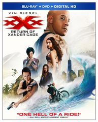 xXx: Return Of Xander Cage Digital HD Code only, NO DISC