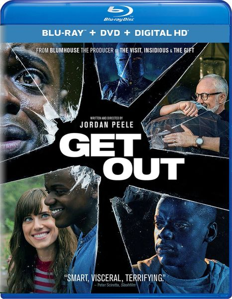 Get Out Digital HD Code only, UV or iTunes